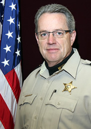 Sheriff, Mike Milstead