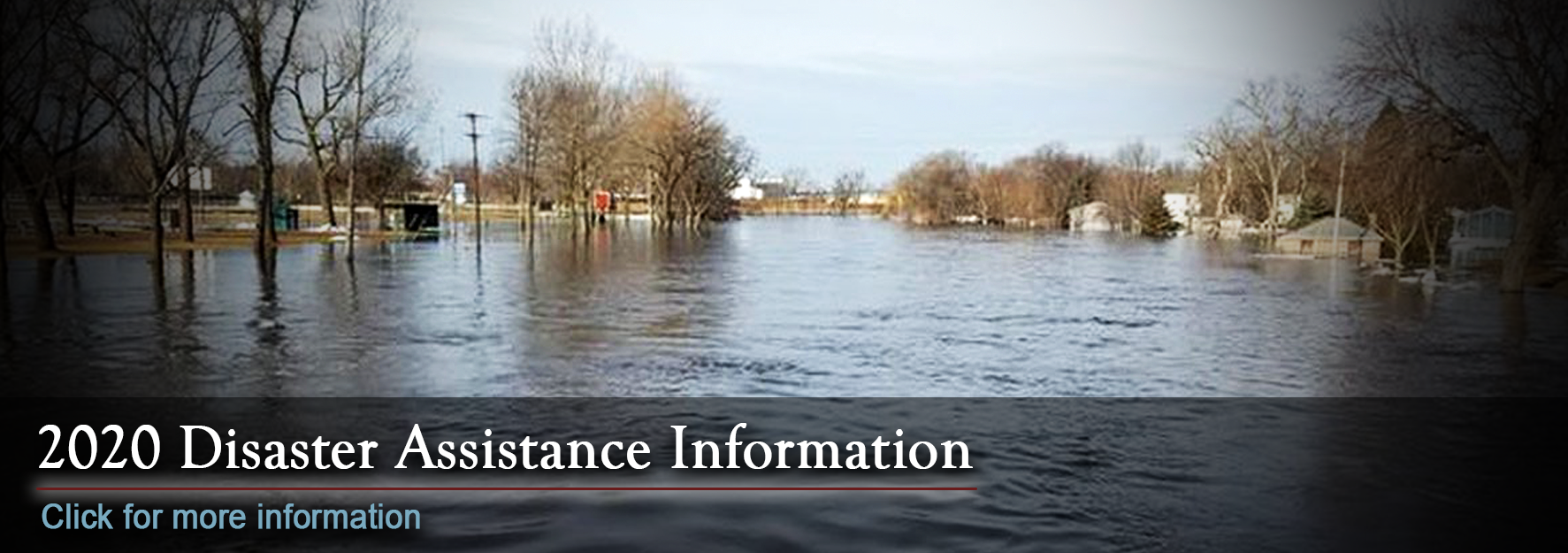 2020 Disaster Assistance Information