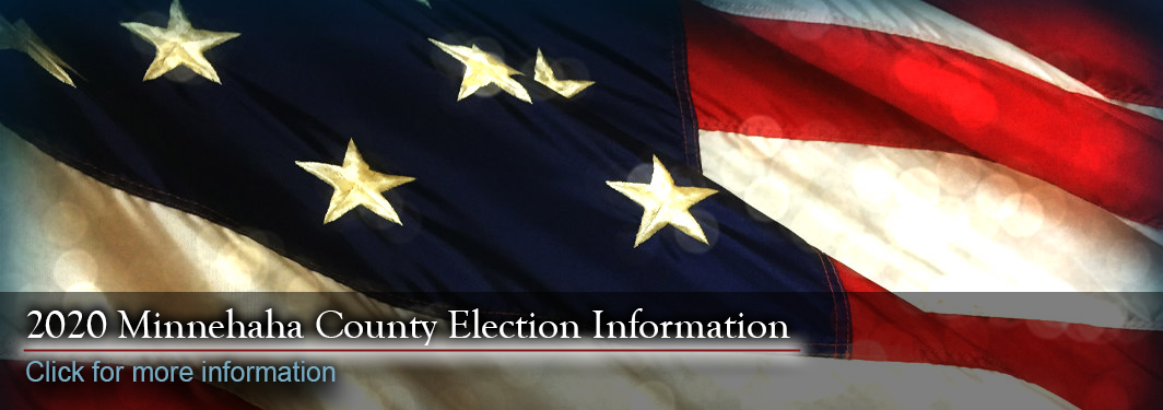 2020 Minnehaha County Election Information