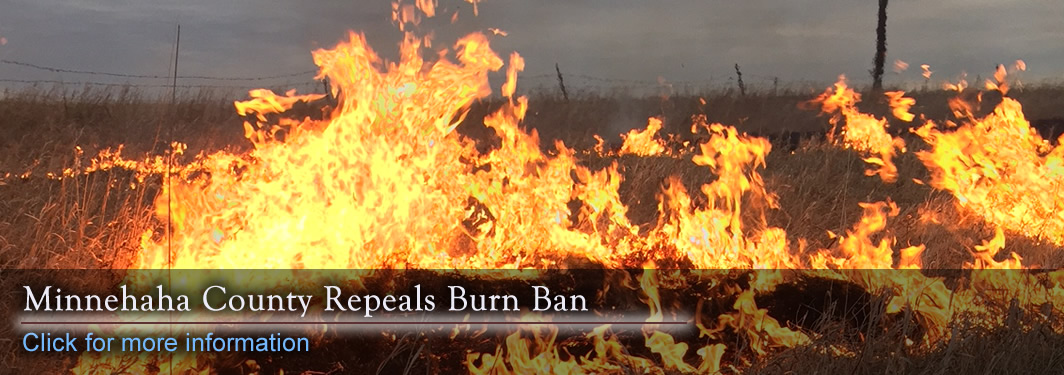 Minnehaha County Repeals Burn Ban