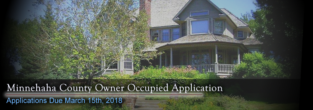 Owner Occupied Application